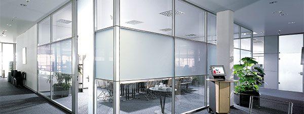 Schallschutz durch Glas
